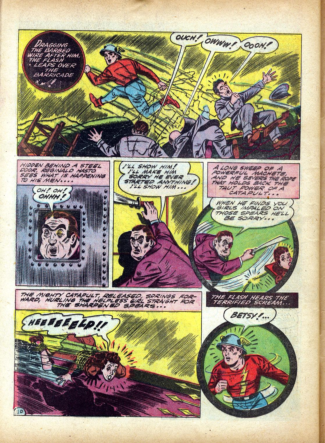 Read online All-Flash comic -  Issue #4 - 63