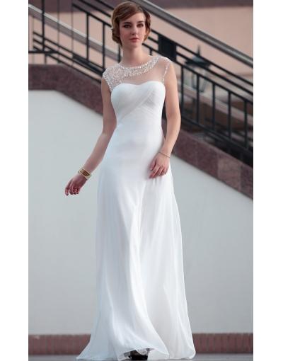 1313395b6b6081 ik had besteld deze jurk voor mijn bridesmaides en ik ben erg blij met de  kleur (bordeaux) en de kwaliteit van de jurken. het materiaal is vrij zwaar  en de ...