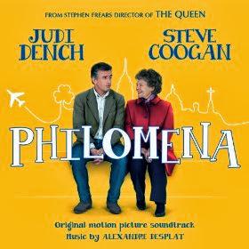 Philomena Canzone - Philomena Musica - Philomena Colonna Sonora - Philomena Partitura