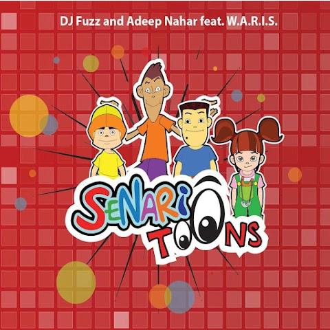 DJ Fuzz & Adeep Nahar - Senariotoons (feat. W.A.R.I.S) MP3