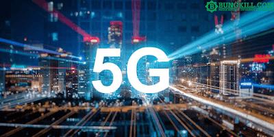 Akan Hadir di Indonesia, Inilah 5 Fakta Jaringan 5G Yang Membuat Kamu Kaget