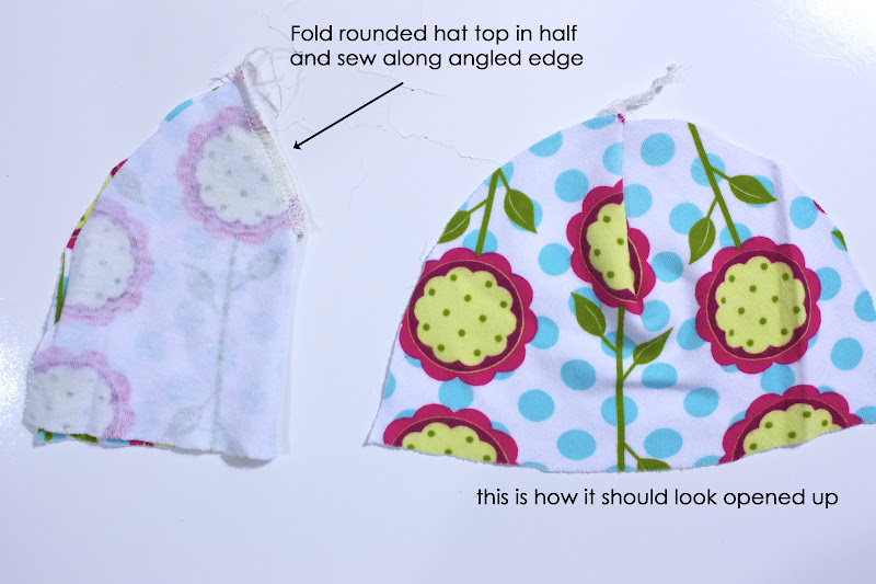 Zaaberry  Baby Hats - TUTORIAL AND PATTERN acadea422bf