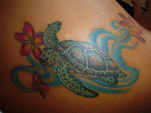 Sea Turtle Tattoo Designs | Que la historia me juzgue