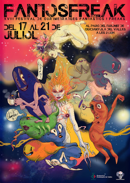 poster FantosFreak 2017