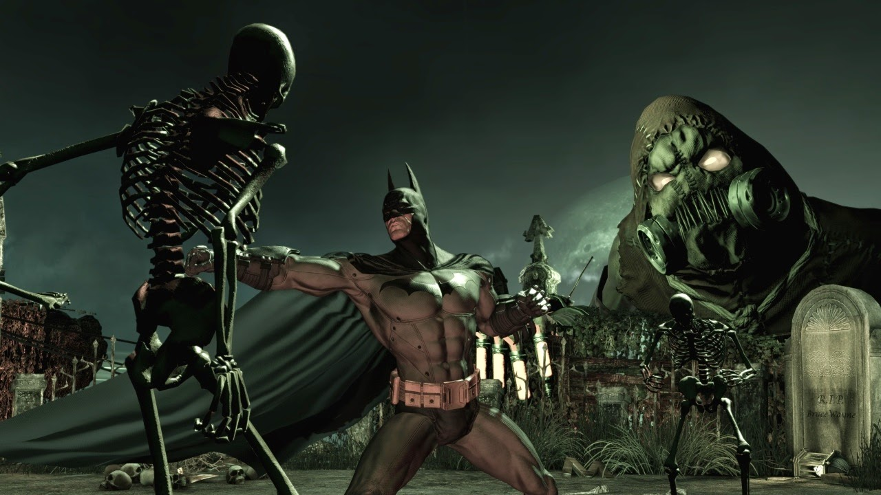 Batman-Arkham-Asylum-Gamplay