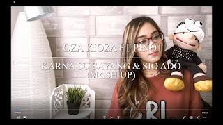 Oza Kioza - Karna Su Sayang (Cover)