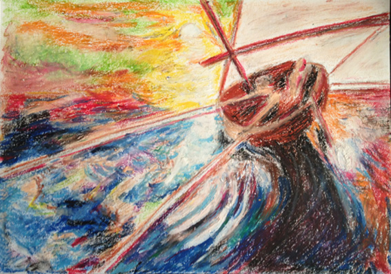 Wandering4loveofgod Quot Cast Your Net On The Other Side Quot