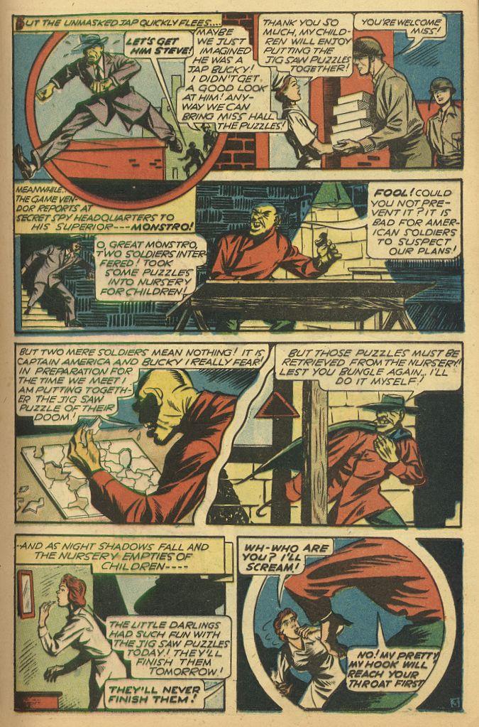 Read online All-Winners Comics comic -  Issue #14 - 16