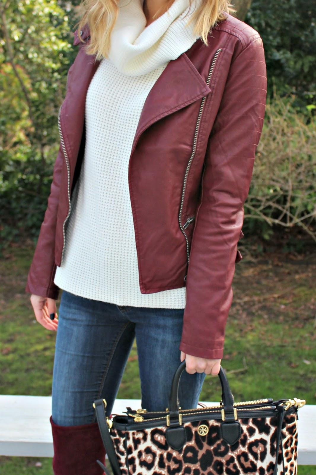 harmony & Havoc leather jacket
