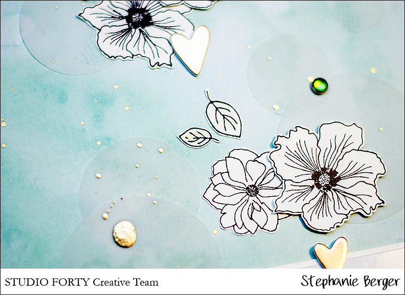 Stephanie Berger - Scrapbooking - StudioForty - Hello