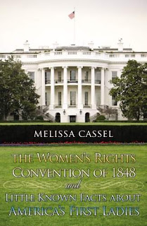 Little Known Facts About America's First Ladies book marketing service Melissa Cassel