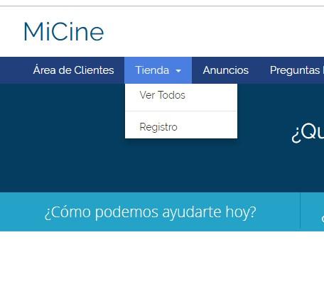 Crear Usuario y Password de MiCine APK Tutorial