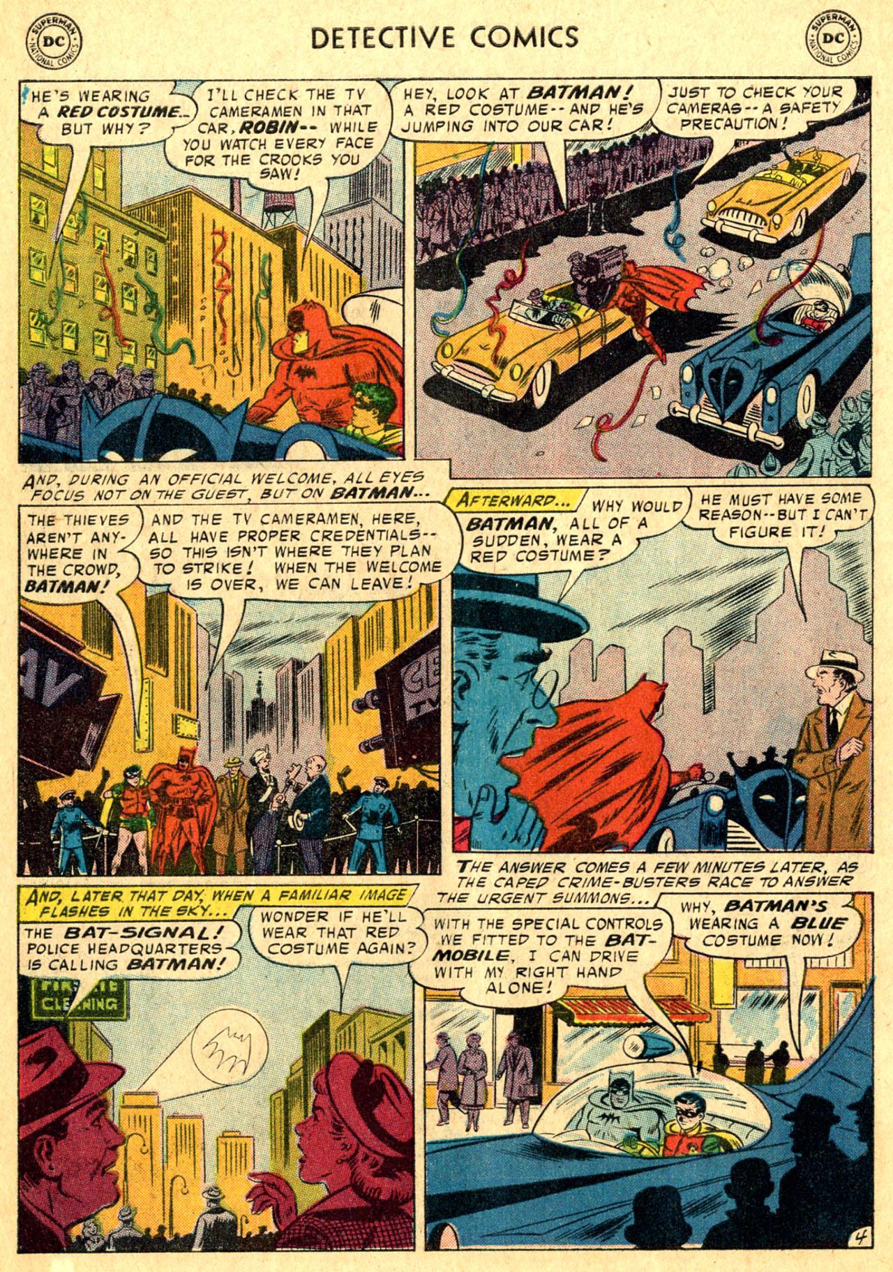 Read online Detective Comics (1937) comic -  Issue #241 - 6