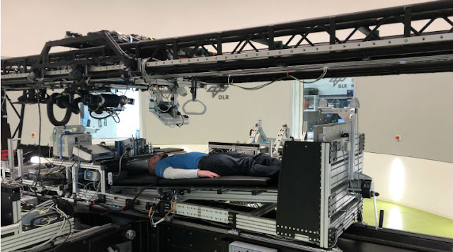 NASA and ESA project offers people 19k$ to lie in bed for 60 days