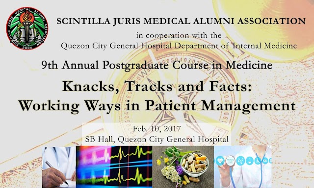 9th Annual Postgraduate Course on Medicine