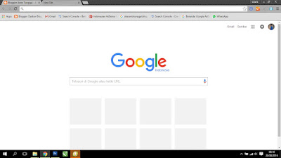 Cara Mengatasi Google Chrome Error