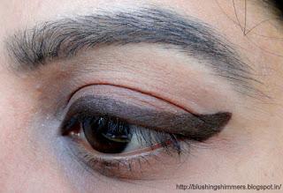 lakme eyeconic kajal brown
