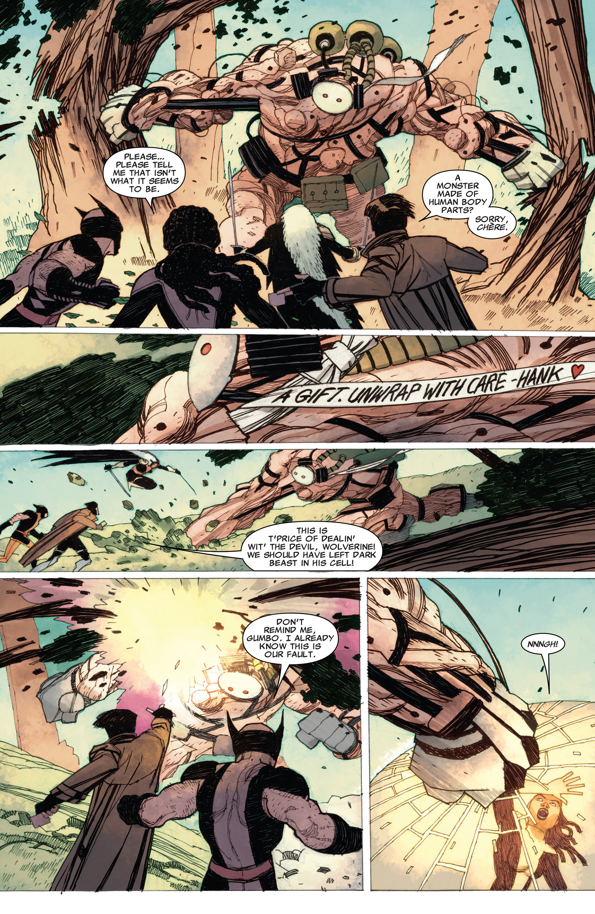 Astonishing X-Men (2004) issue 68 - Page 4