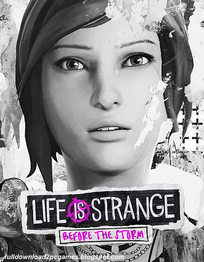 Life is Strange Before the Storm-CRACKED « PCGamesTorrents