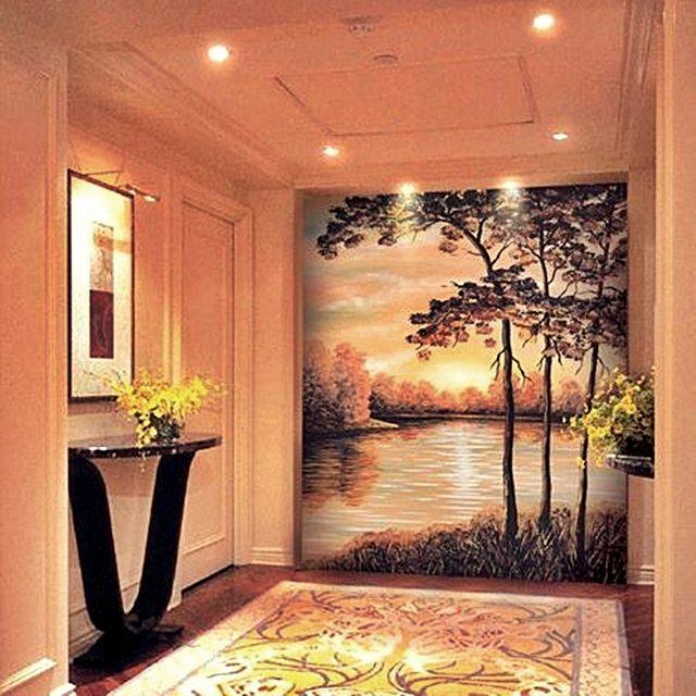Kumpulan Wallpaper Dinding Kamar Tidur Romantis 3 Dimensi Yang Keren