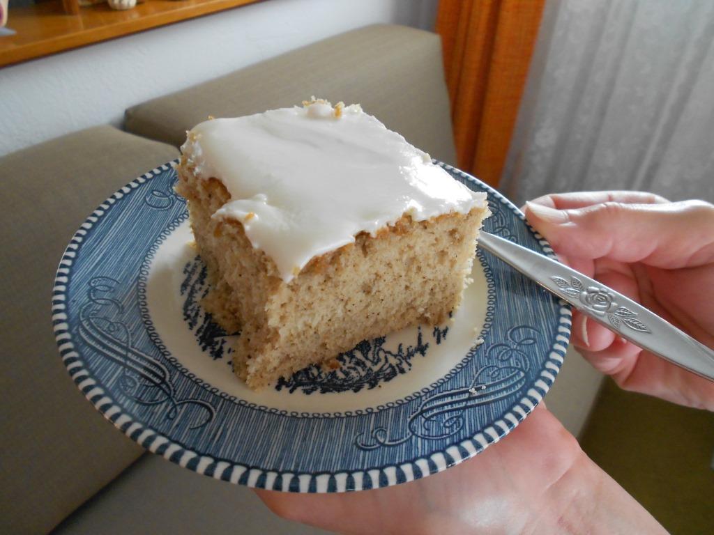 A Piece of My Clove Cake