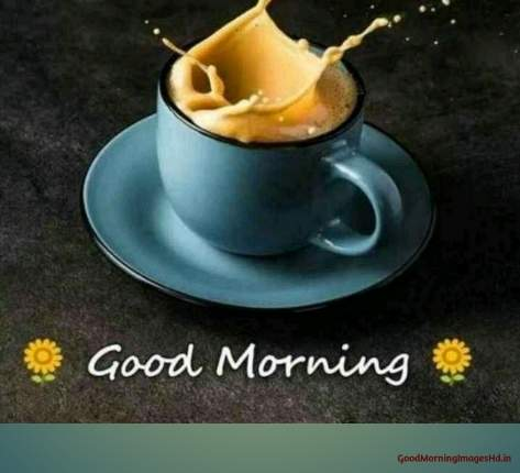 Sweet good morning coffee images hd