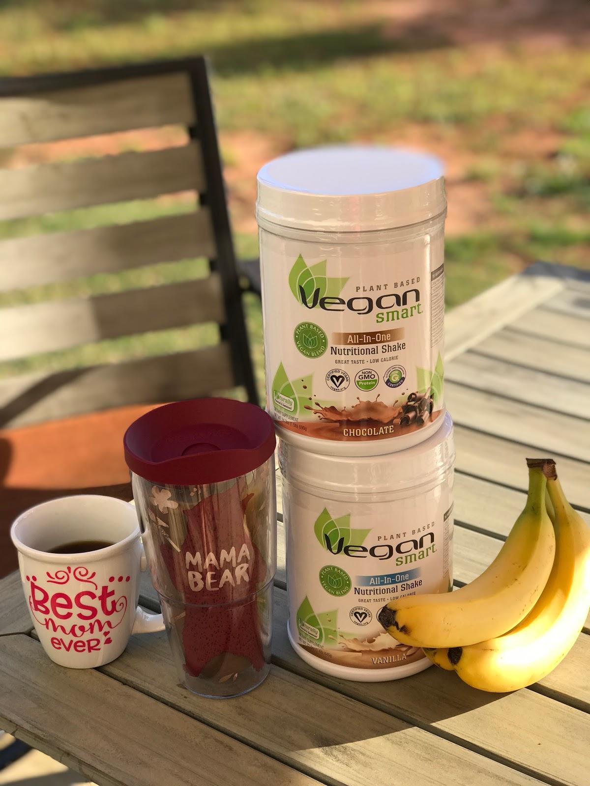 Vegan Coffee Protein Shake