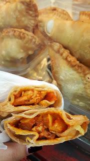 was essen auf Puerto Rico? Empanadillas