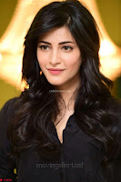 Shruti Haasan Looks Stunning trendy cool in Black relaxed Shirt and Tight Leather Pants ~ .com Exclusive Pics 071.jpg