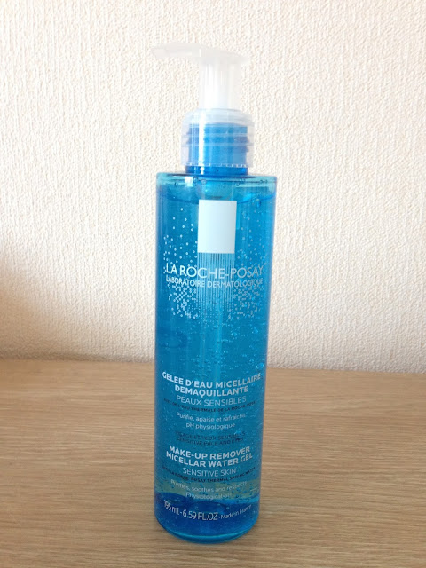 La Roche-Posay  Make Up Remover Micellar Water Gel