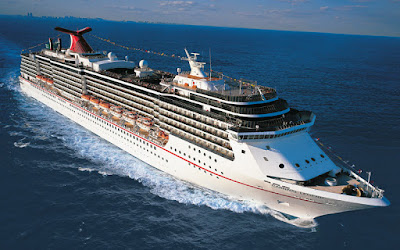 Carnival Cruise Line's Carnival Legend to Sail From Tampa, Los Angeles, Vancouver, and Honolulu.