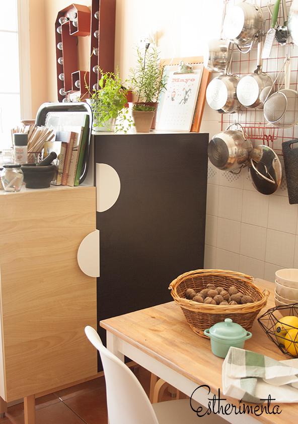 El antes y el después de una cocina por estherimenta