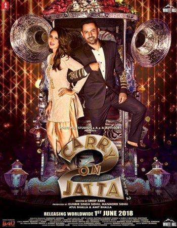 Carry On Jatta 2 (2018) Punjabi Pre-DVDRip x264