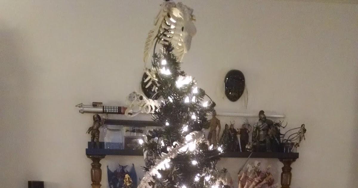 Mainlining Christmas