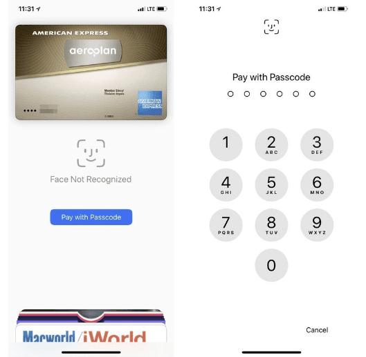 كيفية استخدام Apple Pay للدفع على ايفون X