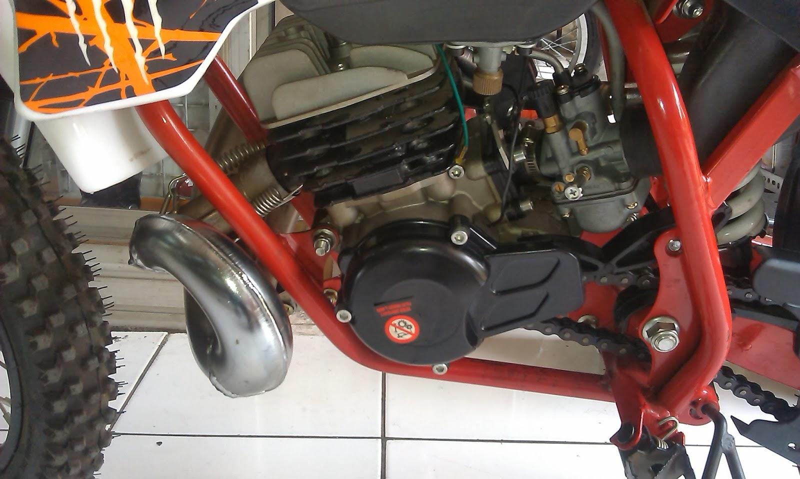 Baja 250 Repair manual Free