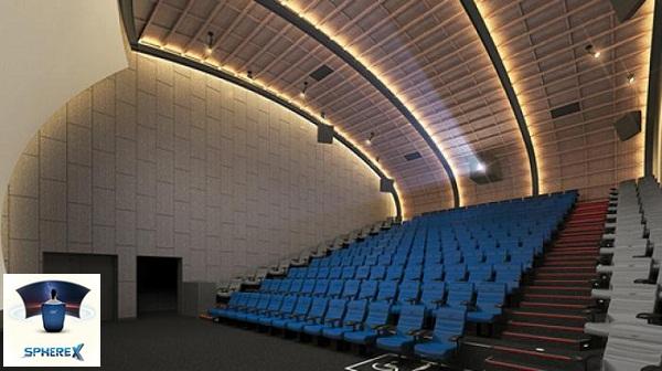 CGV Blitz Sphere X Studio 1