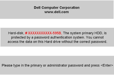 Unlock Dell Latitude E4310 bios password Reset Hard Drive pwd