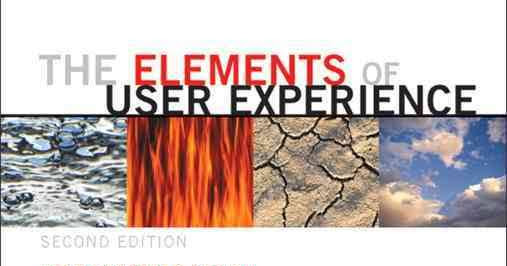The Elements of User Experience ( and 8 elements of my experience reading it)