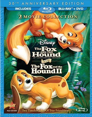 The Fox And The Hound 2 (2006) Dual Audio Hindi 480p BluRay 280mb