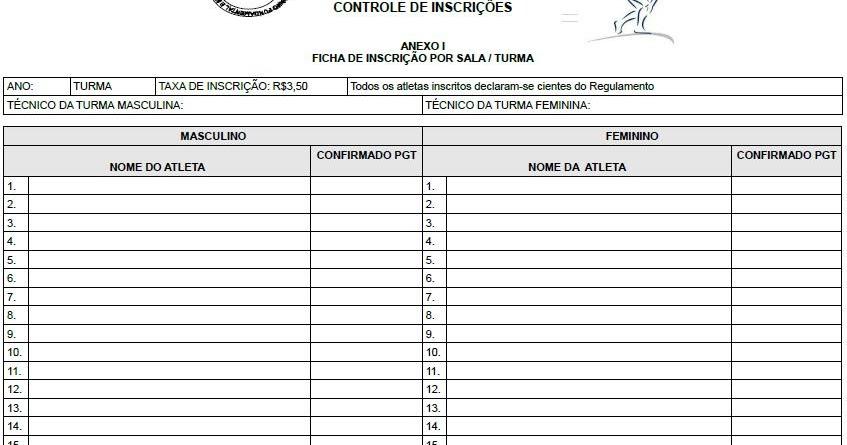 1654480c7f4df Educação Física - Professor Fernando Moreira  REGULAMENTO INTERCLASSE FUTSAL  TARDE 2012