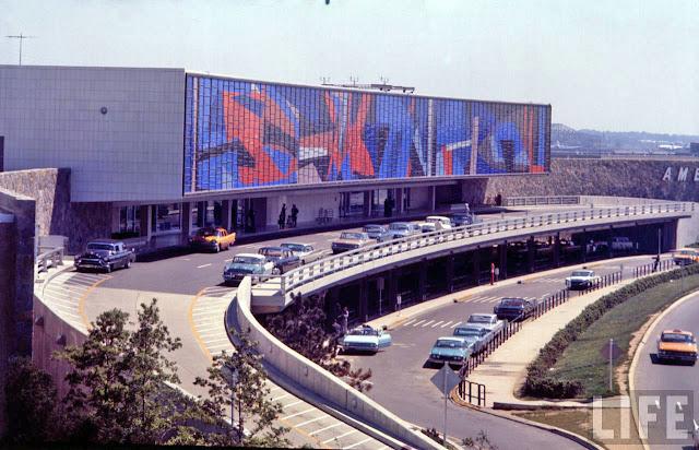 Jfk Airport Ankunft