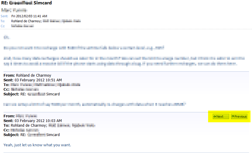 Email Format Sample Format Email Slim Image