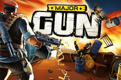 Major GUN FPS endless shooter v3.7.5 Mod Apk (Infinite Coins)