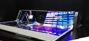 LG Buat Layar Fleksibel dan Transparan jadi Nyata