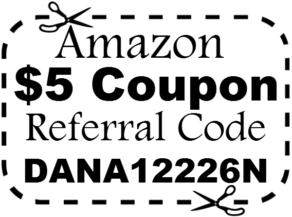 Amazon Referral Code $5 off $10 Coupon Promo Code 2020