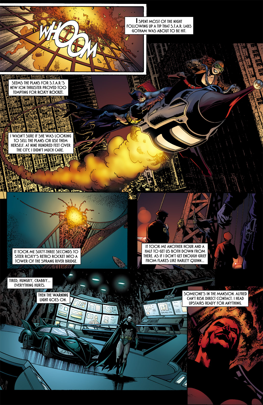 Detective Comics (1937) 822 Page 1