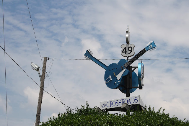 Postcards from Clarksdale