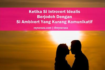 istri introvert berjodoh dengan suami ambivert