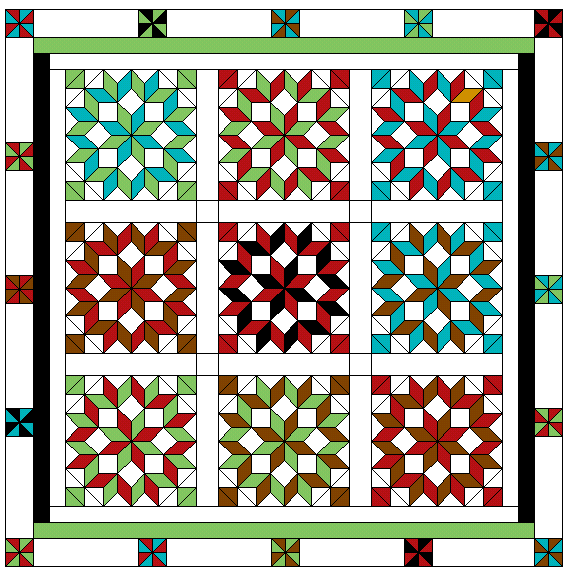 Tilda S Twisted Life New Free Quilt Software